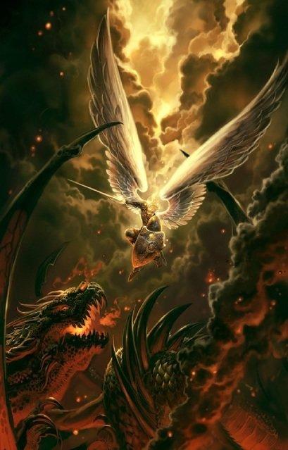 Angels Of War Lyrics